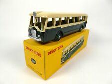 Autobus Parisien Somua Panhard - DINKY TOYS Bus Camion Voiture Miniature MB119