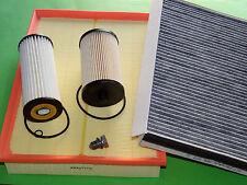 Ölfilter Luftfilter Kraftstofffilter Pollenfilter VW Crafter 30/35/50 2.5 TDI