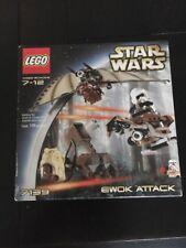 LEGO STAR WARS 7139 EWOK ATTACK BRAND NEW SEALED