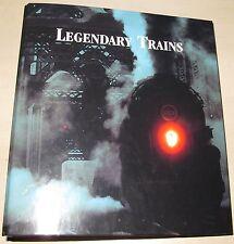 Classeur Legendary Trains 161 fiches Editions Atlas