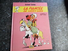 belle reedition lucky luke la fiancée de lucky luke
