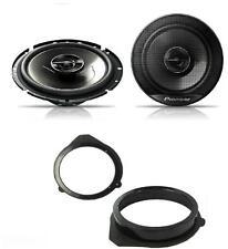 Audi A3 2003-2013 Pioneer 17cm Front Door Speaker Upgrade Kit 240W