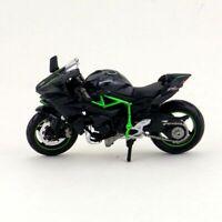 Maisto 1/18 Kawasaki Ninja H2R Motorcycle Motor Model Diecast Motorbike Toy Gift
