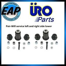 For Mercedes 300 400 500 600 CL S Class Pair Front Lower Control Arm Bushing Kit