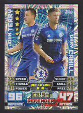 Match Attax 2014/2015 - Duo - 404 Terry / Cahill - Chelsea