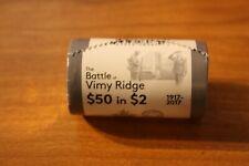 Canada 2017 $2 The Battle of Vimy Ridge