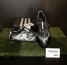 Adidas F50 Adizero FG Leather - Core Black/Silver UK 7, US 7.5, EU 40 (2/3)