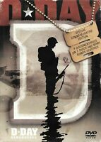 D-Day Remembered - The True Glory And The D-Day Collection - 2-Disc DVD Box Set