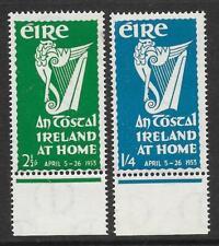 "Ireland 1953 ""An Tostal"" Festival Set (MNH)"