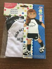 "Springfield 18"" doll Clothes fits American Girl & Others- NEW- Soccer Outfit BN"