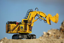 :ByMo Komatsu PC8000-6 ( Diesel ) Mining Front Shovel Excavator 1:50 NIB  #25026
