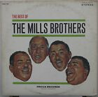 > DISCO 33 GIRI - THE MILLS BROTHERS - THE BEST OF THE MILLS BROTHERS - 2LP