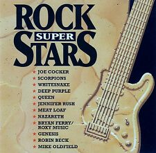 ROCK SUPER STARS / CD - TOP-ZUSTAND