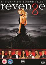 Revenge Season 2 DVD NEW dvd (BUA0208201)