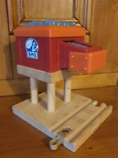 Thomas the tank engine & Friends WOODEN BLUE MOUNTAIN QUARRY GRAVEL LOADER