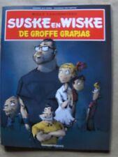 Speciale Suske en Wiske De groffe grapjas 2015