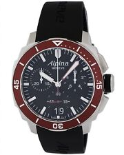 Alpina Startimer Pilot Big Date Chronograph Men's Watch - AL-372LBBRG4V6