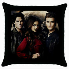 The Vampire Diaries Black throw couch sofa pillow case