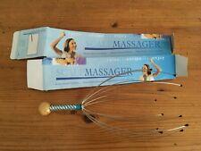 Scalp Head Massager