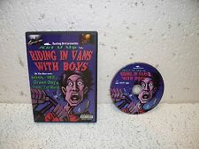 Riding in Vans with Boys The Movie DVD Out of Print Green Day Blink-182