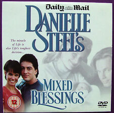 DVD Daily Mail Promo DANIELLE STEEL'S MIXED BLESSINGS Bess Armstrong Scott Baio