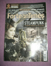 Fortean Times magazine 2014 December - Steam Punk