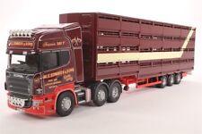 Corgi Modern Truck Heavy CC13724 Scania R Livestock M E Edwards 1/50