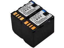 2 Battery+Charger f BN-VF823 VF823U VF908 VF808 VF808U VF814 VF814U VF815 VF815U