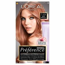 L'oreal Infinia Preference 7.23 Rich Rose Gold