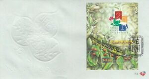 [SJ] South Africa Year Of The Snake 2001 Lunar Animal Chinese Zodiac (FDC)