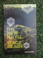 NEW CANNONDALE BIKES 2018 JEKYLL SPECIFIC 20 PAGE BOOKLET BROCHURE CATALOGUE