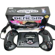 SEGA Genesis Mini Console 16-Bit Video Entertainment System 40 Games +2 Bonus
