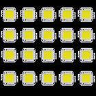 10W 20Pcs Bright White 800-900LM SMD LED Lamp Bead Bulb Chip DC 9-12V