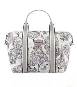 Cath Kidston London Foldaway Shopper Overnight Weekend Holdall Bag . BNWT