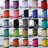 10M * 3mm Faux Suede Leather Cord Jewelry Making/Beading/Thread flat DIY Craft