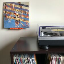 Now Playing Vinyl Record Wall Mount Display Shelf 3D Printed Apartment Friendly