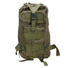 30L Outdoor Tactical Sport Hiking Assault Day Pack Backpack Molle Army Green Bag