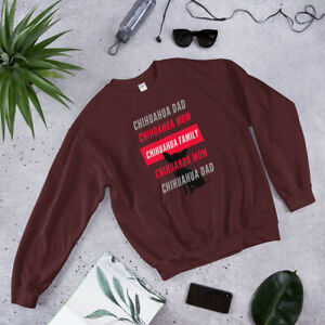 Chihuahua Family Unisex Sweatshirt