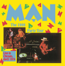 Man - The 1999 Party Tour [New CD]