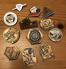 More details for set of freiburg ski club badges