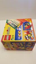 Vintage Sealed LEGO Set 1716 System Basic Starter Set W Building Plates RARE