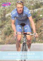 CP  STAR VELO CYCLISME GERRIT GLOMSER  Autriche Austria