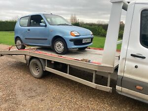 FIAT SEICENTO SPRING BREAKING PARTS SPARES 1099 1000cc