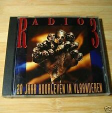 20 Jaar Koorleven In Vlaanderen - Radio 3 RARE CD *33-4