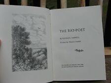 "1965 Second Printing ""The Bat Poet"" Randall Jarrell~Maurice Sendak Illustrator~"