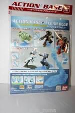 ACTION BASE 2 MODELLO CLEAR BLUE BASE MOBILE SUITE DA MONTARE BANDAI