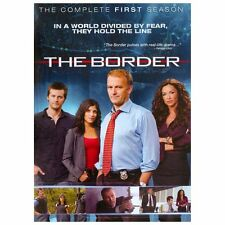 The Border: The Complete First Season (DVD, 2013, 3-Disc Set)