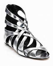 Alejandro Ingelmo NIB $450 Flat Thriller Gladiator Sandals 36