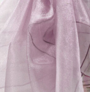 ORGANZA FABRIC 1.5M WIDTH SOLD PER METER  71 COLOURS WEDDINGS CRAFT SWAGGING