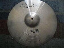"18"" Paiste Dimensions Medium Raw Crash Cymbal 2002 alloy 1350g"
